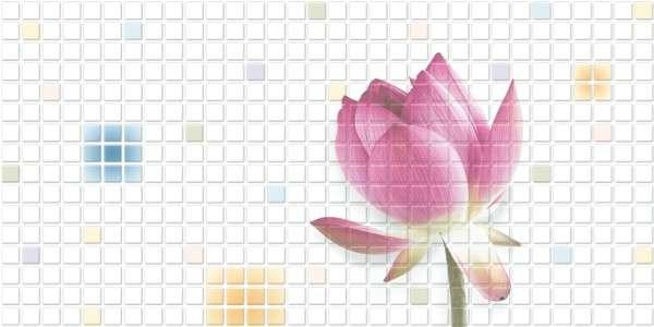- 300 × 600 مم (12 × 24 بوصة) - Lotus-604-A