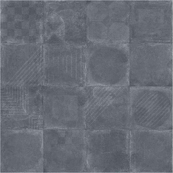 - 600 × 600 مم (24 × 24 بوصة) - hevok-graphite-decor