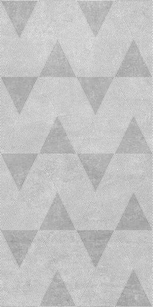 - 600 × 1200 مم (24 × 48 بوصة) - ribasso-grey-decor
